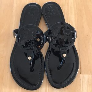 Tory Burch miller sandals size 10